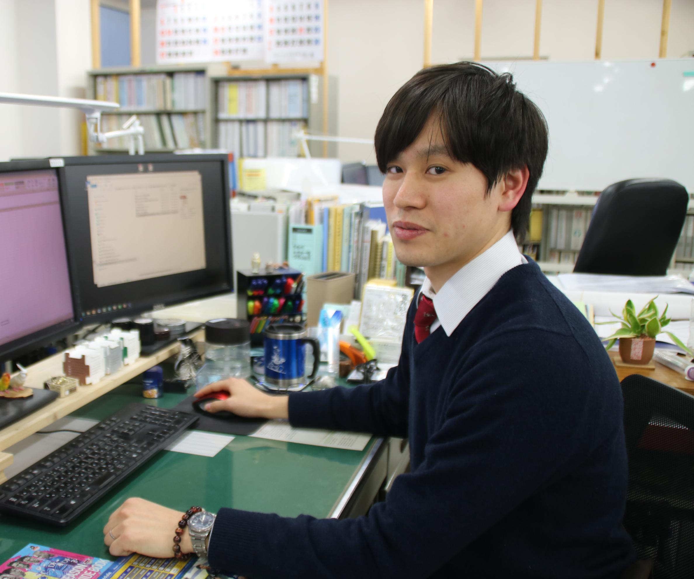 西日本コンサルタント(株)  田嶋 亮太さん(27歳)