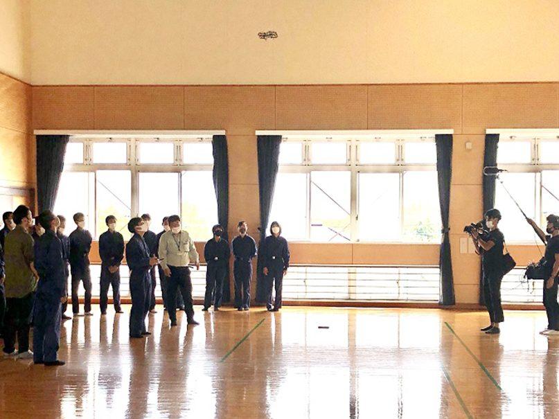 テレビ出演 TOS「スパーク魂」国東高校