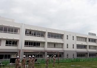 国東高等学校 環境土木科